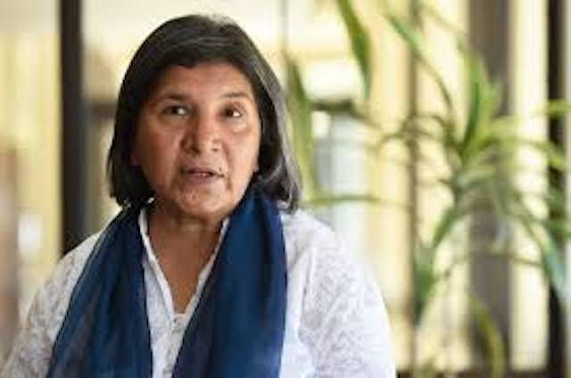 Honorary Member, <br/> Prof. Rashida Manjoo